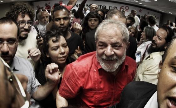 Em Salvador, Lula inicia caravana pelo Nordeste nesta quinta-feira
