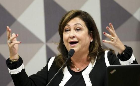 PMDB recomenda afastamento da senadora Kátia Abreu
