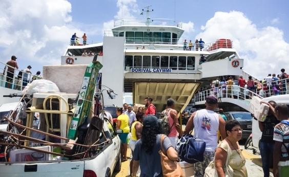 Usuários e MP criticam precariedade de ferries administrados pela Internacional Travessias