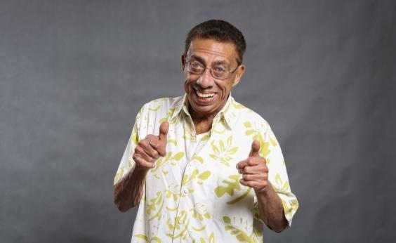 Morre o ator Paulo Silvino aos 78 anos