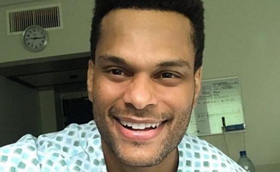 Após se recuperar de malária, Tony Salles comemora retorno à academia: Perdi 10kg