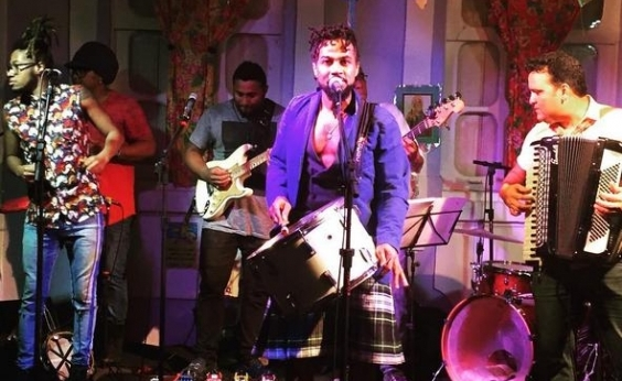 Show de Magary Lord, Prêmio Caymmi e outras atrações acontecem em Salvador nesta sexta