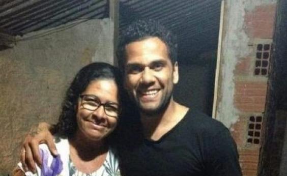 Tia do jogador Daniel Alves morre afogada no Rio São Francisco