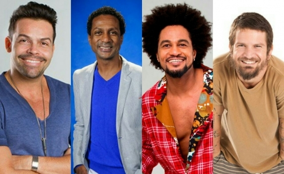 Magary Lord recebe Saulo, Peixe, Zarath e Luís Miranda em show na Barra