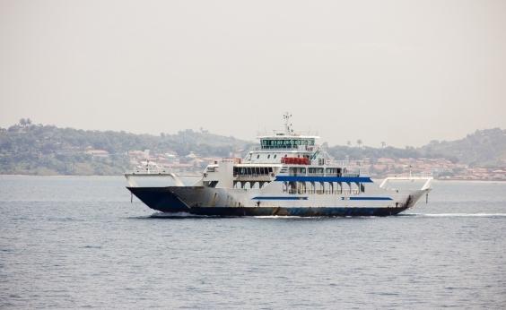 Ferry Dorival Caymmi retoma as atividades após manutenção de 5 meses