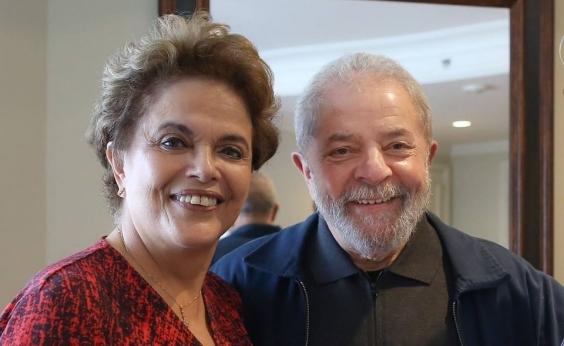 Dilma chega a Salvador para encontro com Lula e Rui