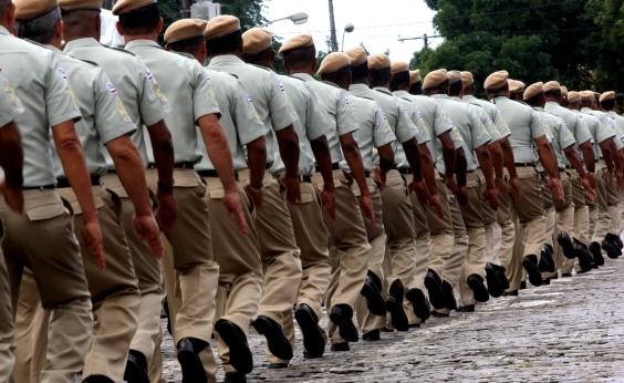 Concurso para policiais e bombeiros militares acontece neste domingo