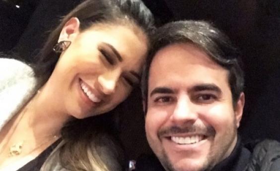 Marido de sertaneja Simone publica primeira foto de namoro e revela: Ela deu em cima de mim