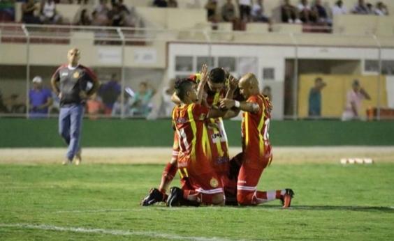 Juazeirense bate o Globo-RN e abre vantagem na semifinal da Série D