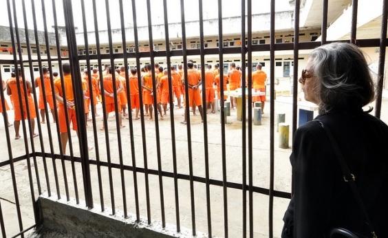 Complexo Penitenciário da Mata Escura é vistoriado pela presidente do CNJ, Cármen Lúcia