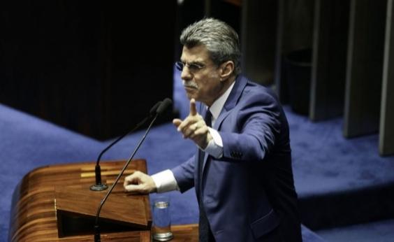 Jucá diz que denúncia da PGR é ato de despedida de Janot