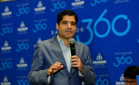 Salvador 360: ACM Neto anuncia novas ações para resgate do Centro Histórico