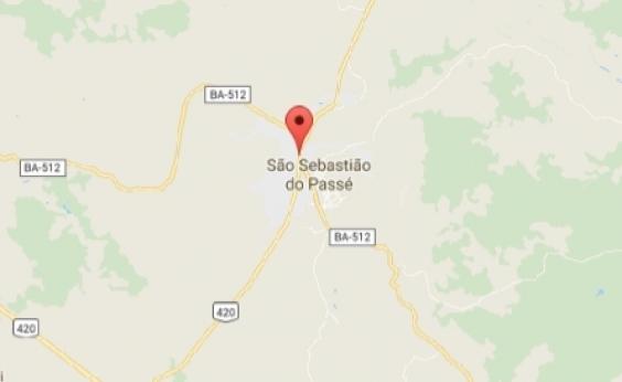 Homens fazem motorista e passageiros de ônibus reféns em São Sebastião do Passé