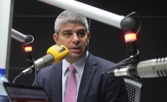 """Após Neto questionar permanência do comando da PM, secretário rebate: """"Críticas midiáticas"""""""