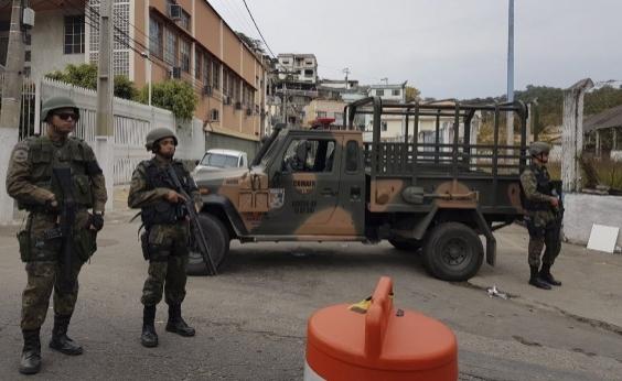 """Secretário critica convocação das Forças Armadas para auxiliar segurança: """"Virou corriqueiro"""""""