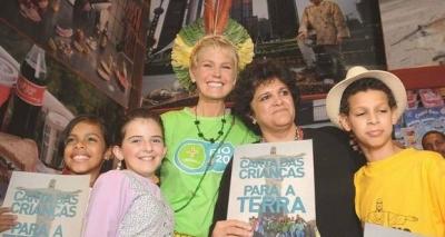Xuxa anuncia fim de fundação filantrópica:
