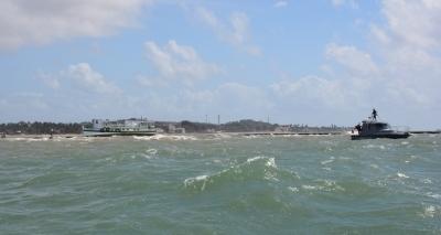 Buscas por vítimas do naufrágio serão retomadas na sexta pela manhã