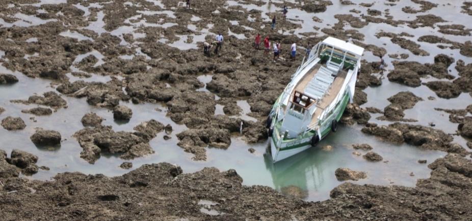 [Apenas uma vítima segue internada em uma UPA de Salvador após naufrágio de Mar Grande]