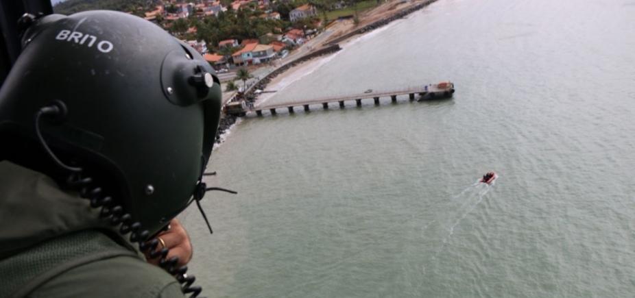[Força-tarefa do MPE vai apurar circunstâncias do naufrágio em Mar Grande]