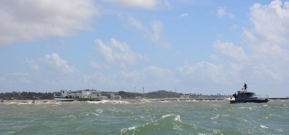[Acidentes com embarcações aumentam 12,63% em 2017 no Brasil ]
