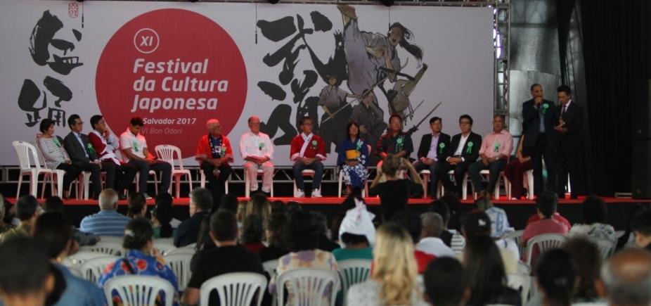 [XI Festival de Cultura Japonesa acontece até este domingo em Salvador]