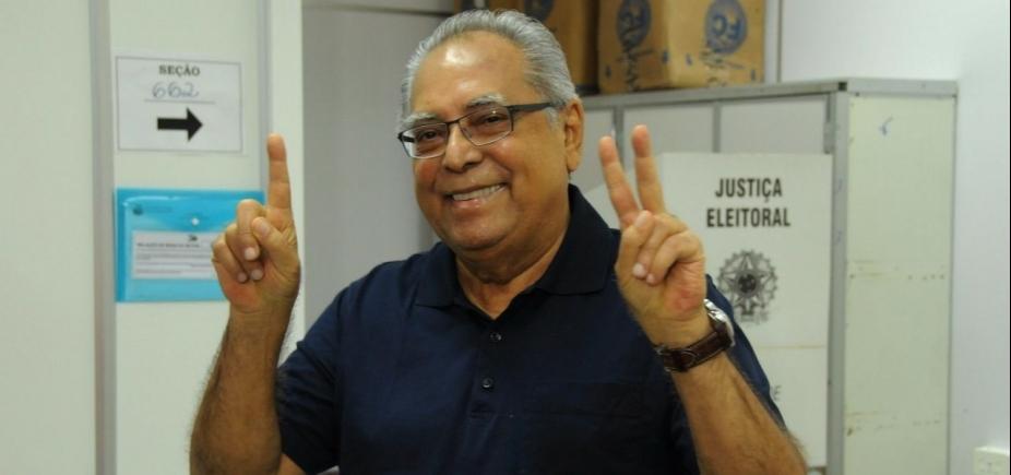 [Amazonino Mendes é eleito governador do Amazonas]