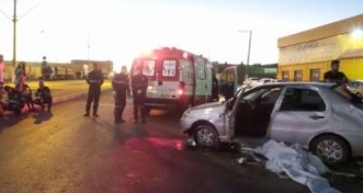 Capotamento mata adolescente de 17 anos e deixa quatro feridos em Barreiras