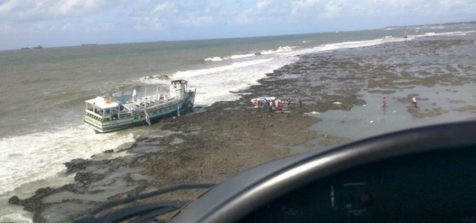 [Familiares de vítimas relatam falta de assistência após tragédia em Mar Grande ]
