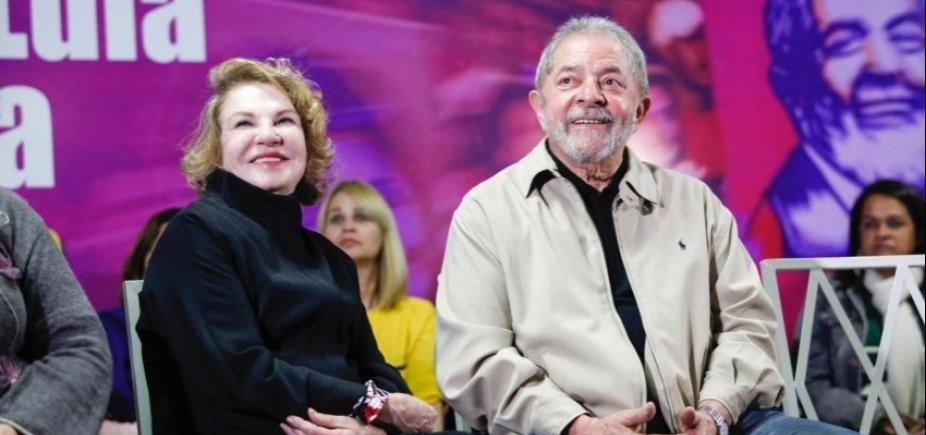 [Lula acusa Lava Jato pela morte de Marisa Letícia]