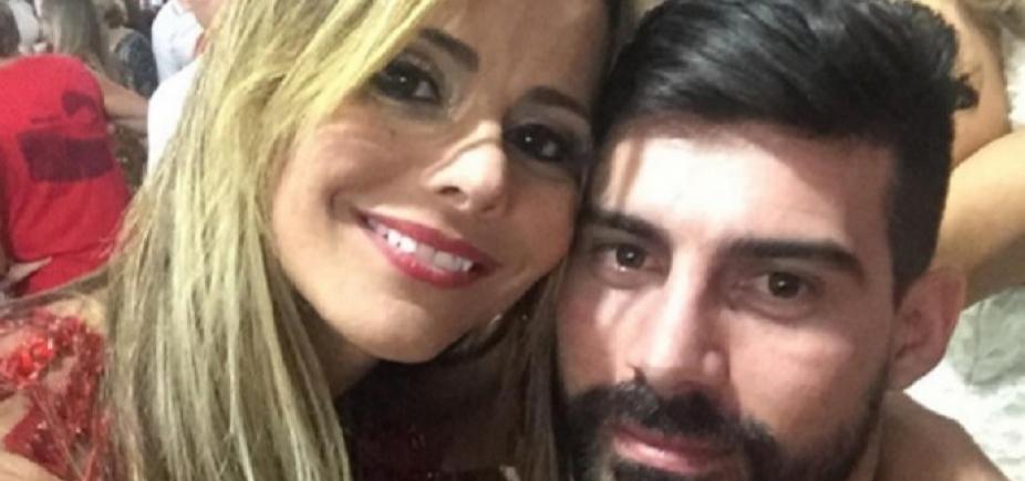 [Viviane Araújo e Radamés terminam relacionamento de 10 anos: \