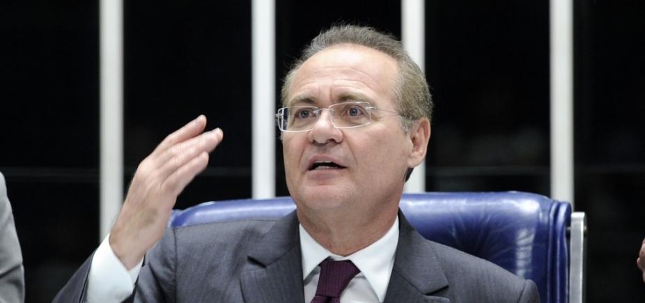 [Investigação vai apurar suposto envolvimento de Renan Calheiros em esquema de corrupção no Postalis]