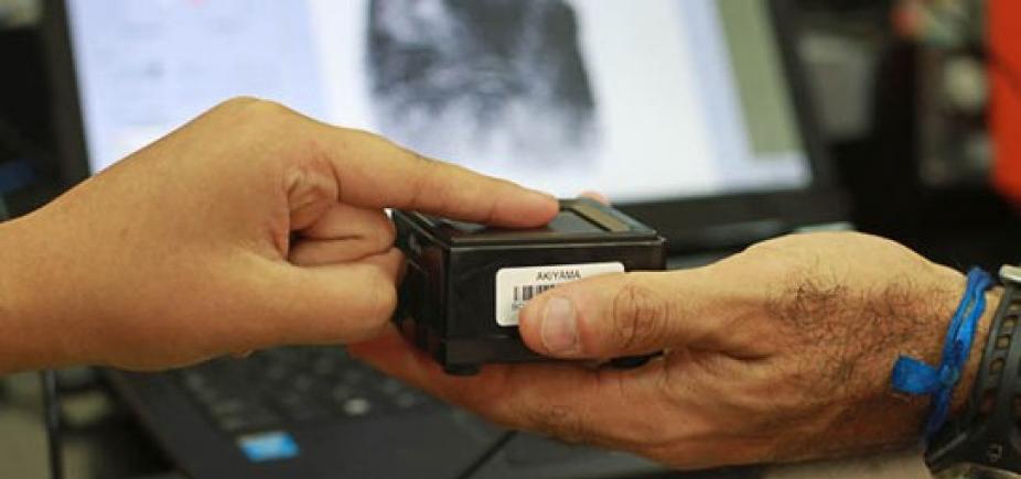 [Motoristas habilitados podem ser dispensados de coleta de dados no recadastramento biométrico no TRE]