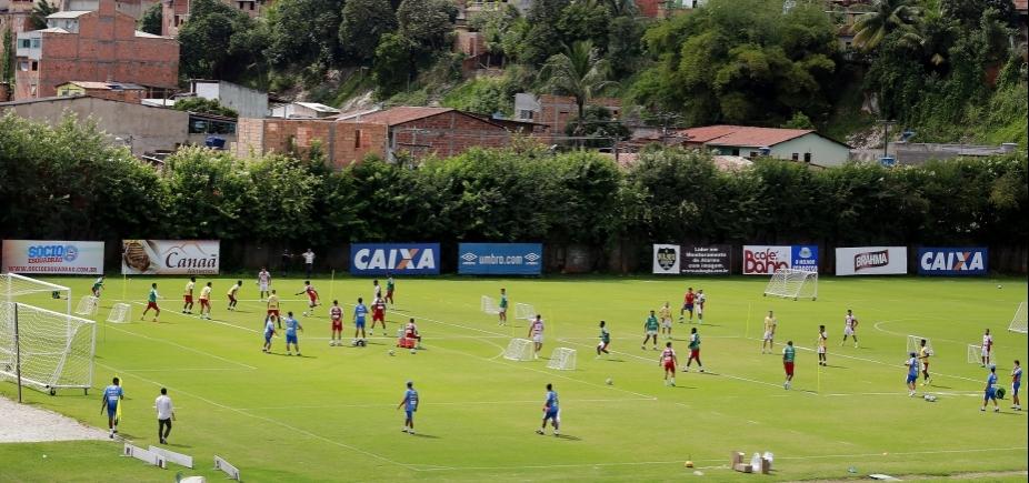 [Esporte Clube Bahia é autuado pelo MPT por trabalho infantil ]