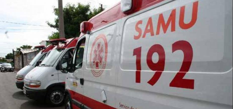 [Após incêndio em ônibus, telefone do Samu fica fora do ar]
