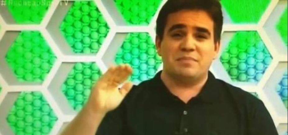 [Repórter da TV Bahia interrompe entrada ao vivo por falta de equipamento; veja vídeo]