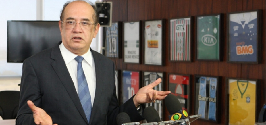 [Ministério Público Federal encaminha novo ofício sobre pedido de suspeição de Gilmar Mendes]