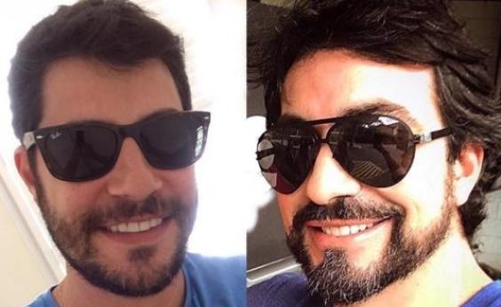 [Evaristo Costa troca piadas com Padre Fábio de Melo e agita web: \