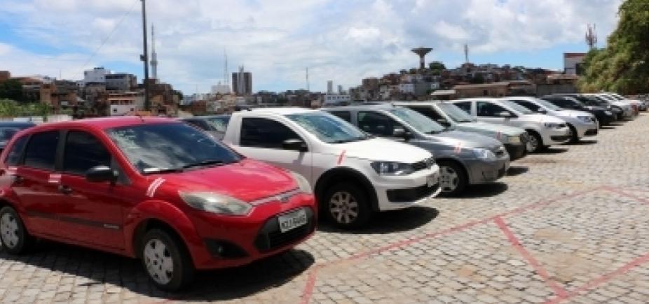 [Cerca de 130 veículos serão leiloados pela Transalvador nesta quarta]