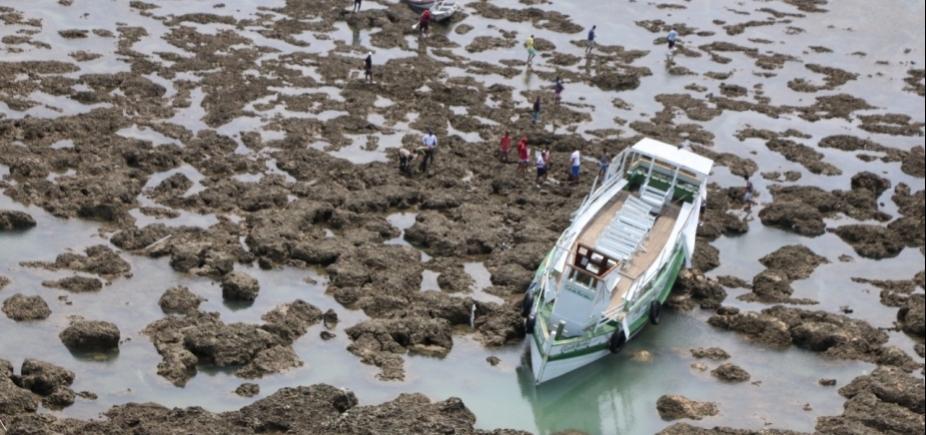 [Responsável por mais de 20 resgates na tragédia de Mar Grande, PM relembra: \