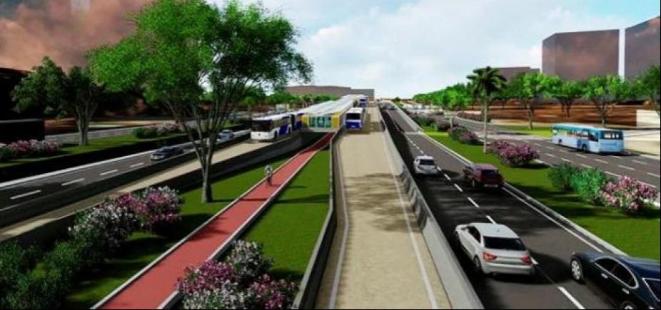 [Camargo Corrêa vence licitação do primeiro trecho do BRT de Salvador]