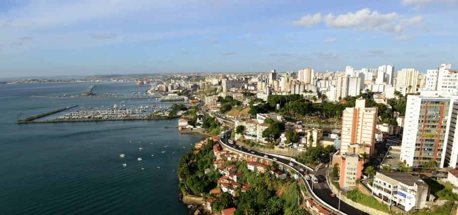 [Salvador tem 2,9 milhões de habitantes e é a quarta capital mais populosa do país]