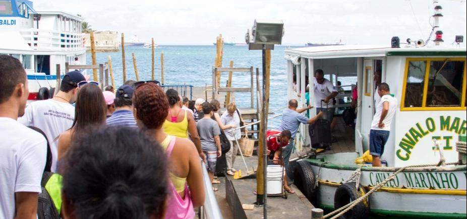 [Após tragédia, Ministério Público pede suspensão da travessia Salvador-Mar Grande]