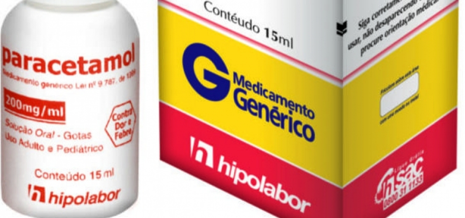 [Anvisa suspende distribuição, venda e uso de lotes de Paracetamol e Amoxicilina]