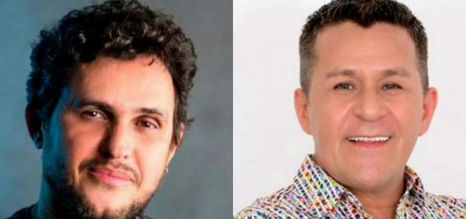 [Noite de Axé! Tenison Del Rey e Jorge Zárath lançam projeto