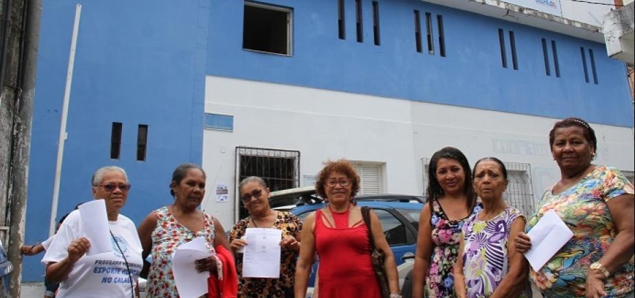 [Base Comunitária do Calabar começa a dar aulas de atividades físicas para a comunidade]