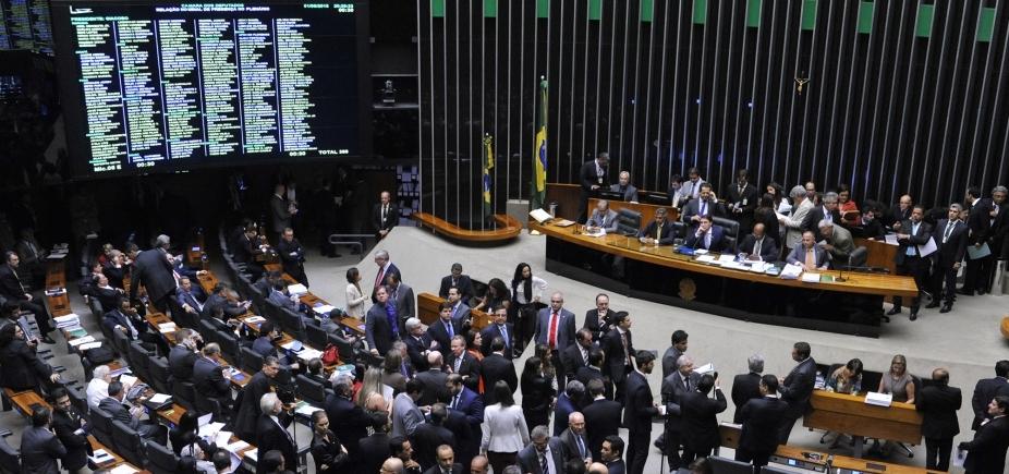 [Câmara conclui votação da nova taxa de juros do BNDES]
