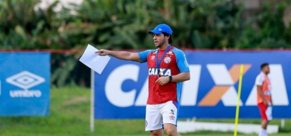 [Bahia anuncia Preto Casagrande como novo treinador do time]