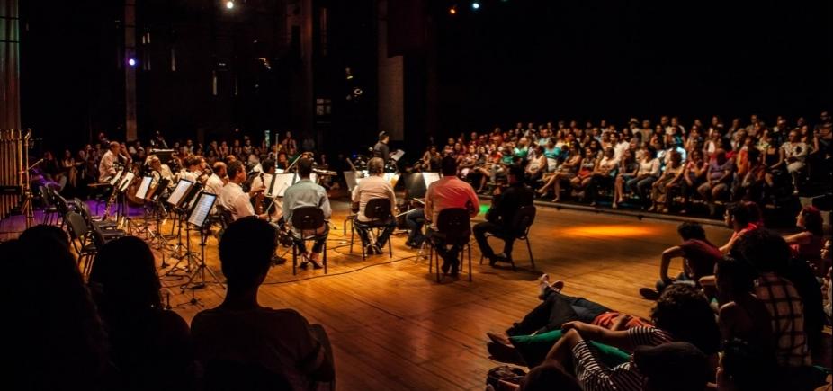 "[Orquestra Sinfônica da Bahia reapresenta concerto ""Osbaemcasa"" nesta quinta; veja]"
