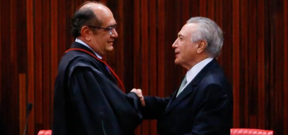 [Gilmar Mendes dá 10 dias para Temer explicar decreto que extingue reserva na Amazônia]