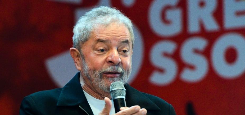 [Defesa de Lula pede que Moro suspenda bloqueio de bens do ex-presidente]